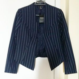 Forever 21 Navy blazer in size small